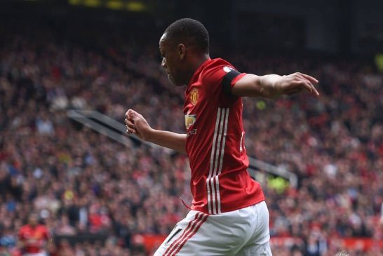 From Italy: Anthony Martial will not consider Inter Milan move