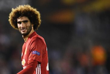 Manchester United early team news: Fellaini and Carrick unavailable