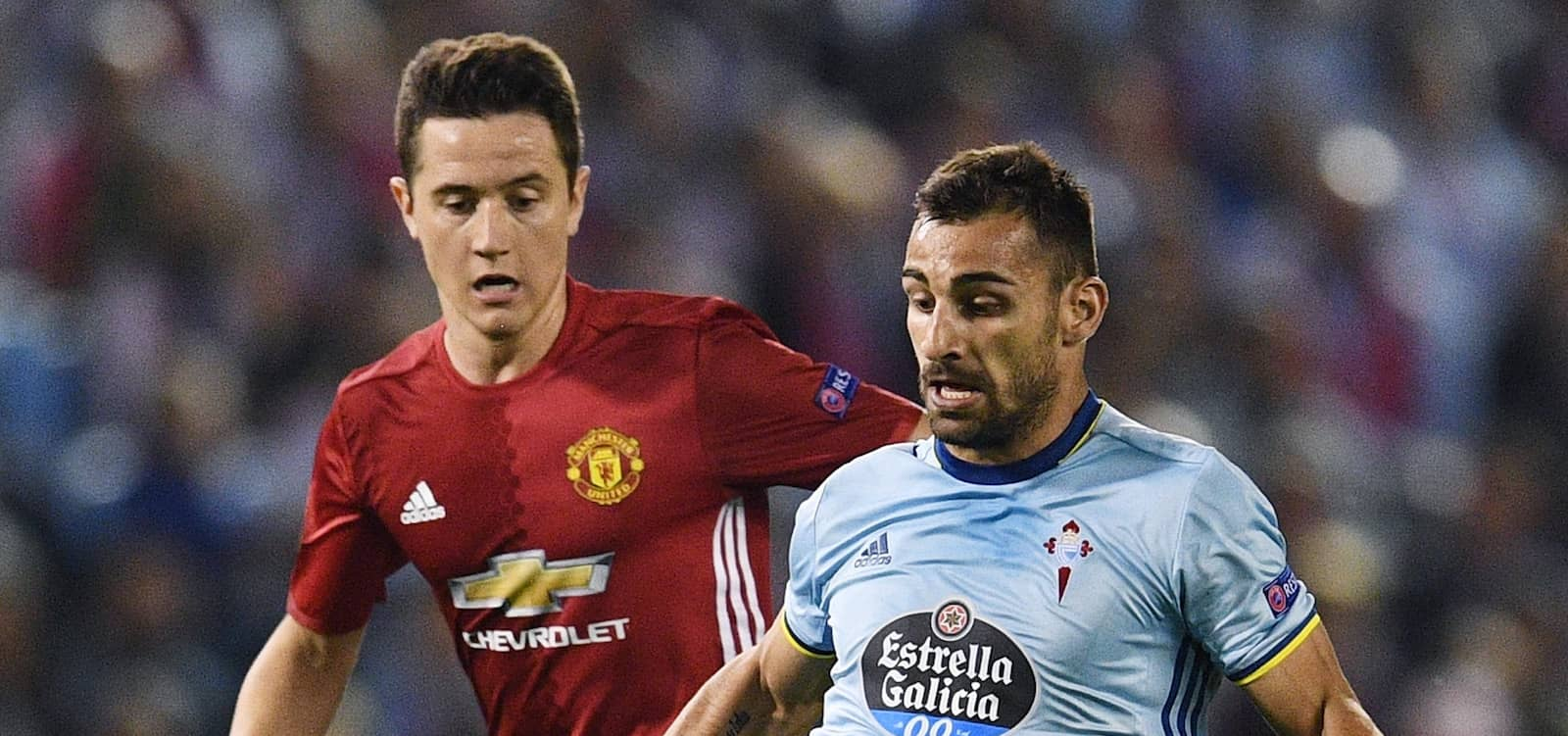 Ander Herrera honoured to have captained Manchester United over pre-season