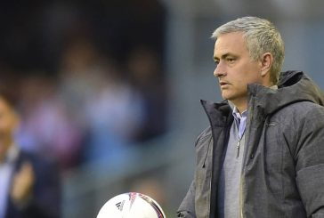 Jose Mourinho explains why he made eight changes against Tottenham Hotspur