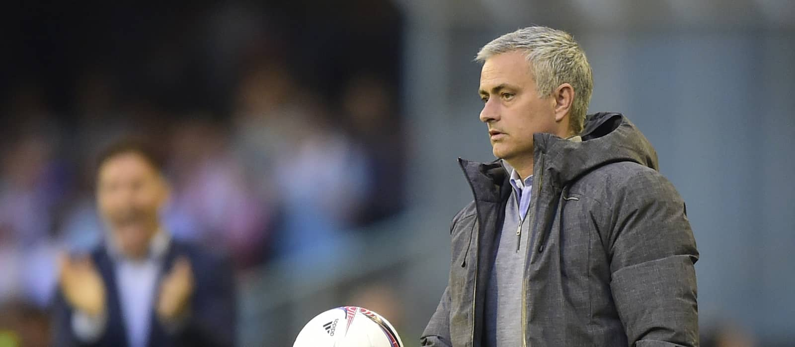 Jose Mourinho reacts to beating Real Madrid on penalties