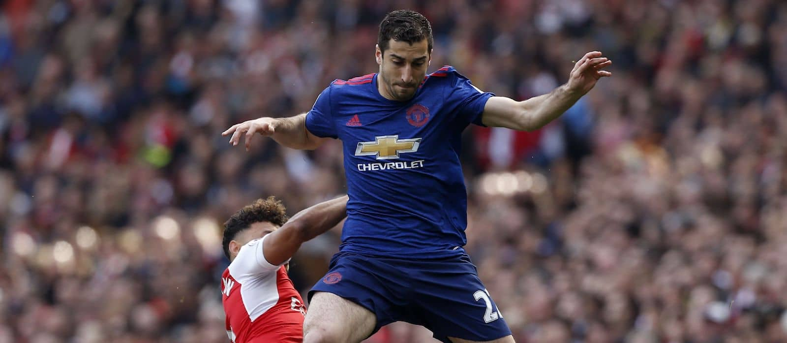 Manchester United fans lament wastefulness of Henrikh Mkhitaryan in Champions League win against FC Basel
