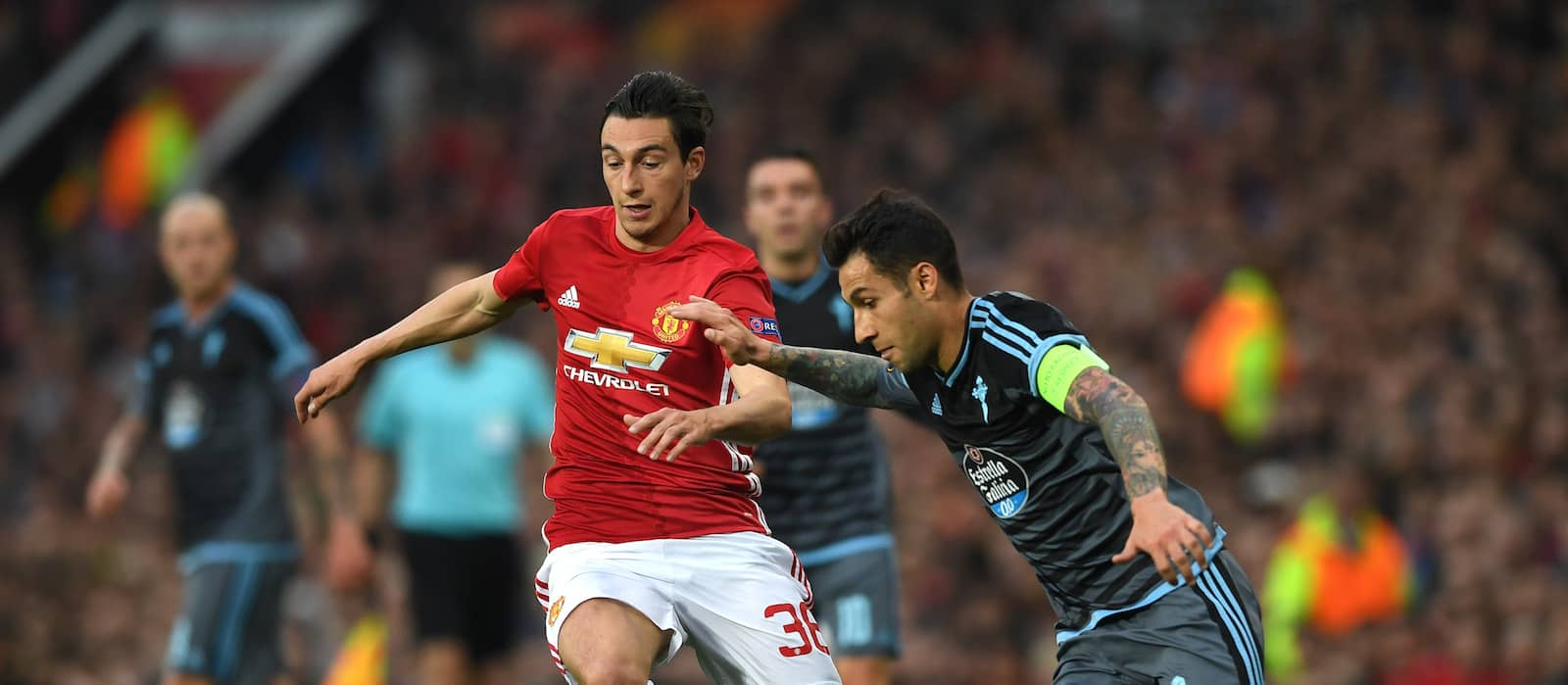 Matteo Darmian confirms he is off the market at Man United