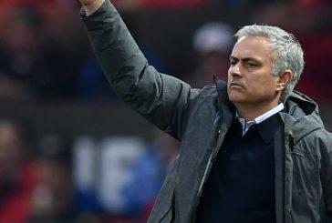 Jose Mourinho reacts to Manchester United's 1-1 draw over Celta Vigo