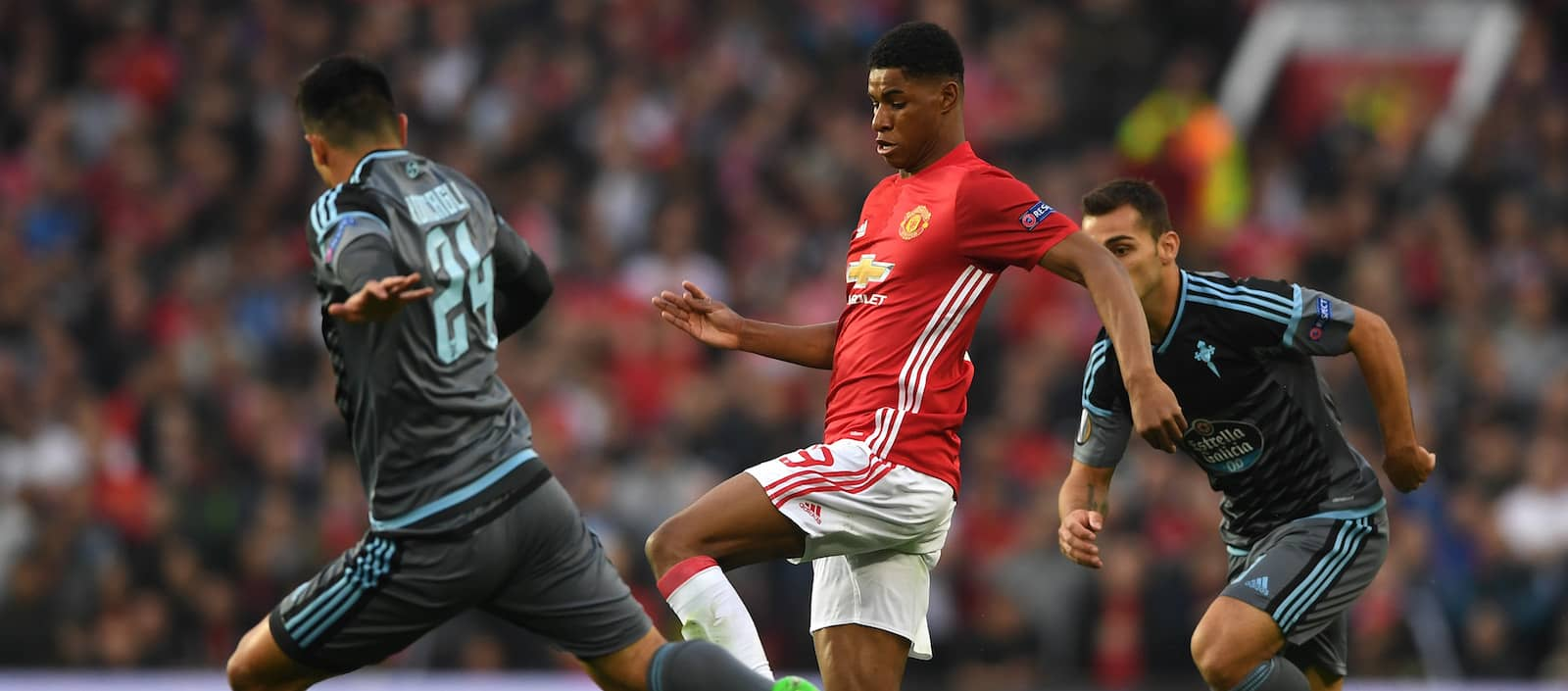 Marcus Rashford delighted with Jose Mourinho's impact at Manchester United