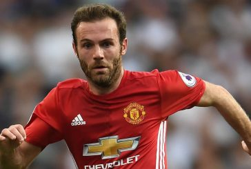 Juan Mata pleased to be back in action for Manchester United following Sampdoria win
