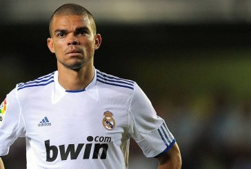 Manchester United ready to swoop for Real Madrid defender Pepe – report