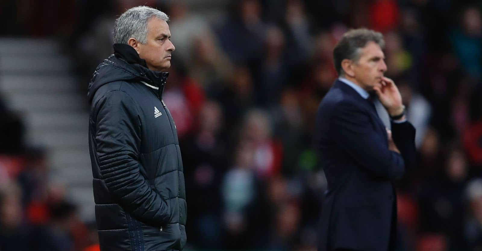 Jose Mourinho believes Manchester United can win the Premier League this season