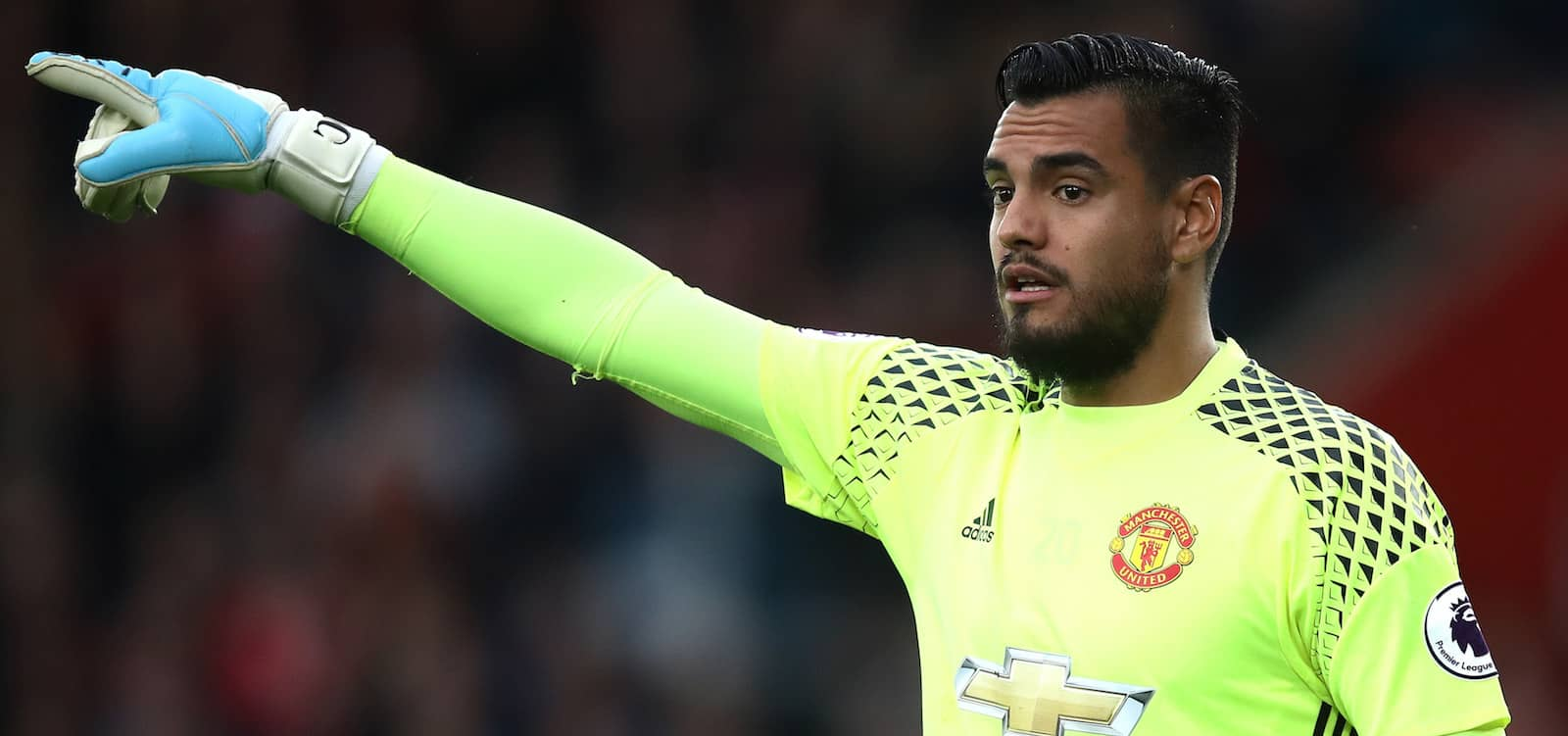 Jose Mourinho impressed with Sergio Romero's performance against Southampton