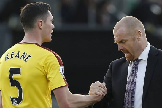 Manchester United set to receive £5m windfall from Michael Keane's move to Everton