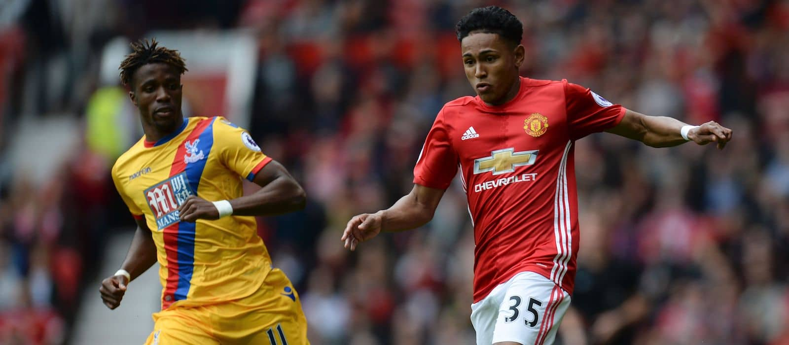 Hot prospect Largie Ramazani among nine players released by Manchester United