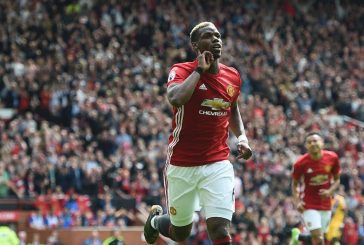 Manchester United fans impressed with Paul Pogba's performance against Crystal Palace