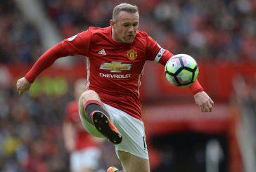 Photo gallery: Wayne Rooney in good spirits training for England