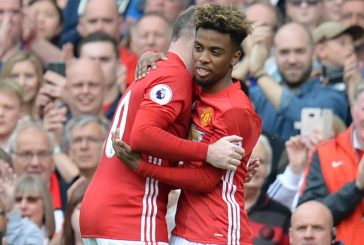 Angel Gomes opens up about his future after making Manchester United debut