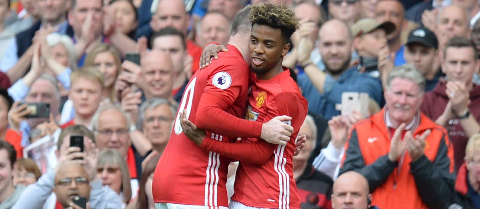 Angel Gomes' confidence and quality has risen thanks to first team chances, claims Jose Mourinho