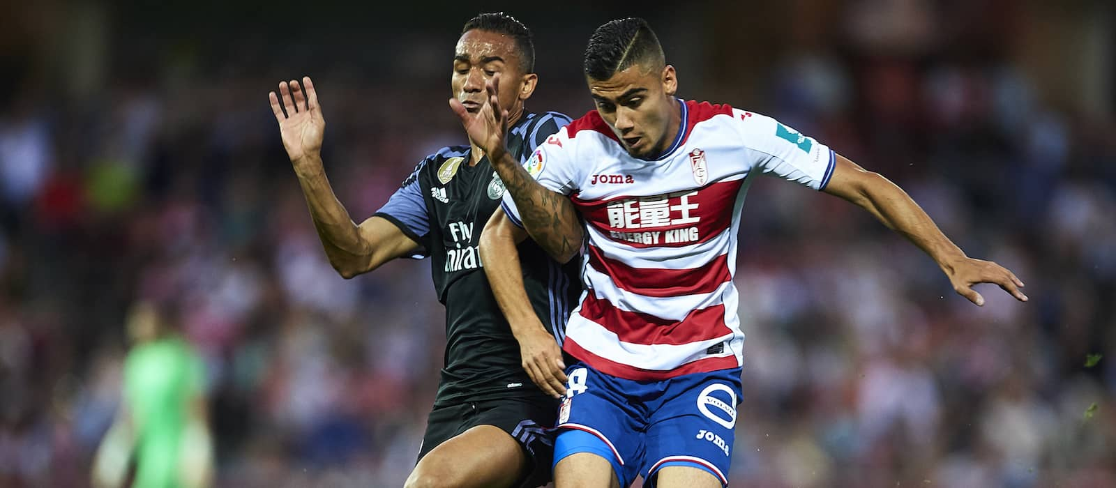 Video: Andreas Pereira scores goal for Granada against Espanyol