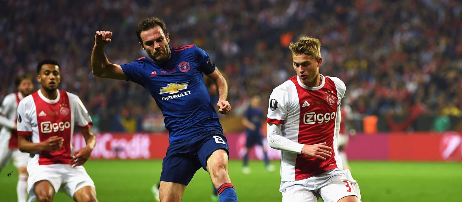 Juan Mata discusses his role at Manchester United this season