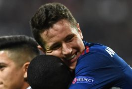 Video: Ander Herrera dancing to his chant with Manchester United fans after Europa League final