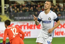 Sky Sports: Chelsea join Manchester United in race for Inter Milan's Ivan Perisic