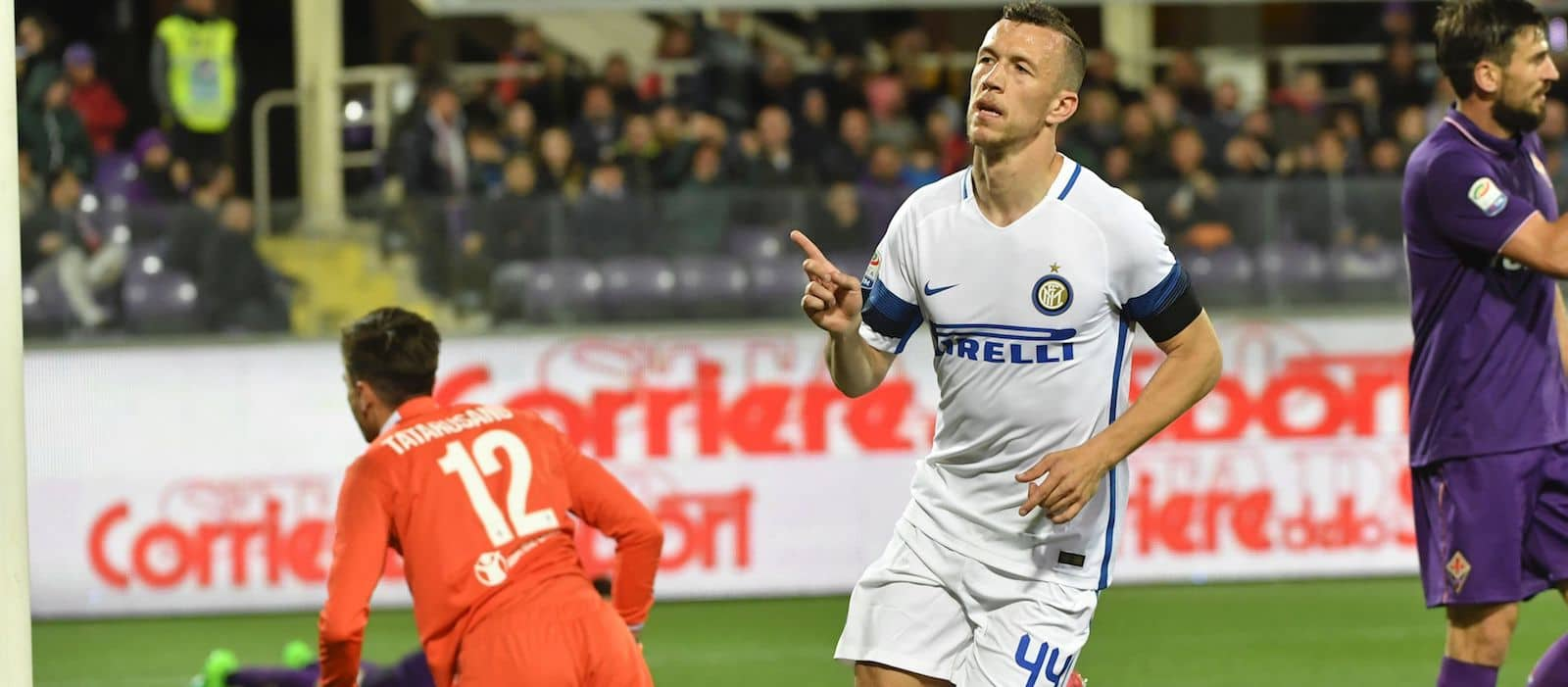 From Italy: Inter Milan open to selling top Jose Mourinho target Ivan Perisic next summer