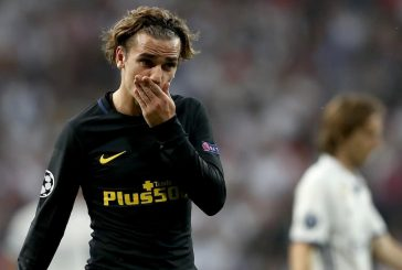 Diego Simeone insists Manchester United target Antoine Griezmann will not leave in January