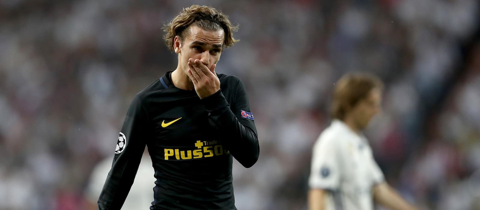 Manchester United-linked Antoine Griezmann booed off by Atletico Madrid fans