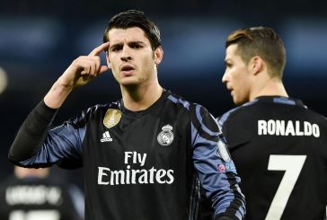 Former Real Madrid president: Alvaro Morata transfer will not be affected by Cristiano Ronaldo rumours