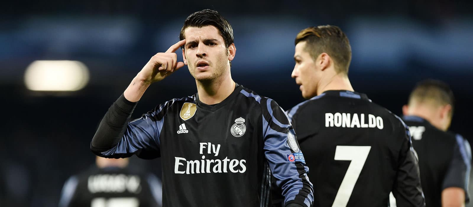 Spain Alvaro Morata to Man United could be announced Tuesday