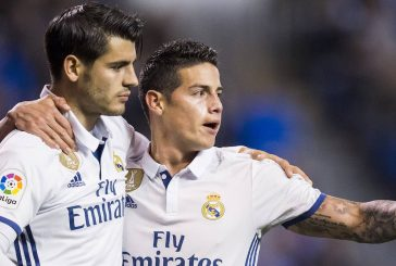 Manchester United step up discussions over the signing of James Rodriguez – report