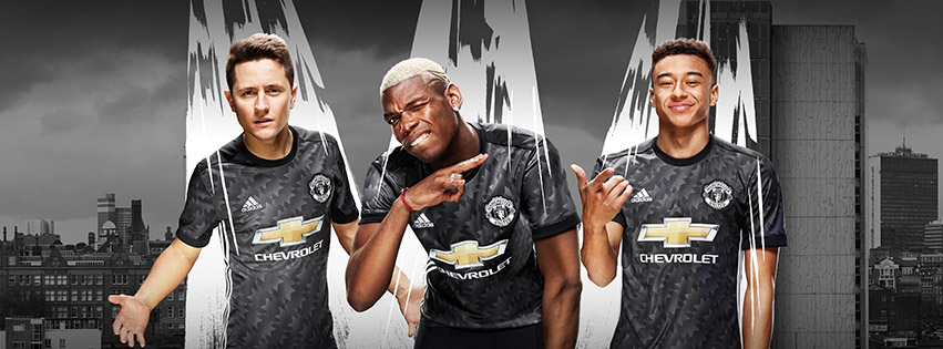 Photos: Manchester United's 2017/18 home kit revealed?