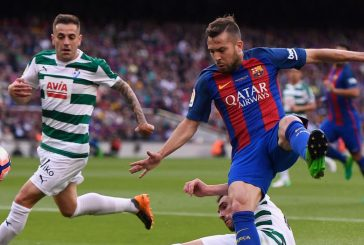 From Spain: Manchester United keeping tabs on Barcelona left-back Jordi Alba