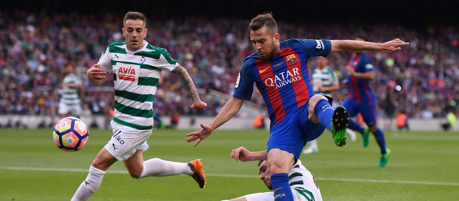 From Spain: Manchester United keeping tabs on Barcelona left-back Jordi Alba