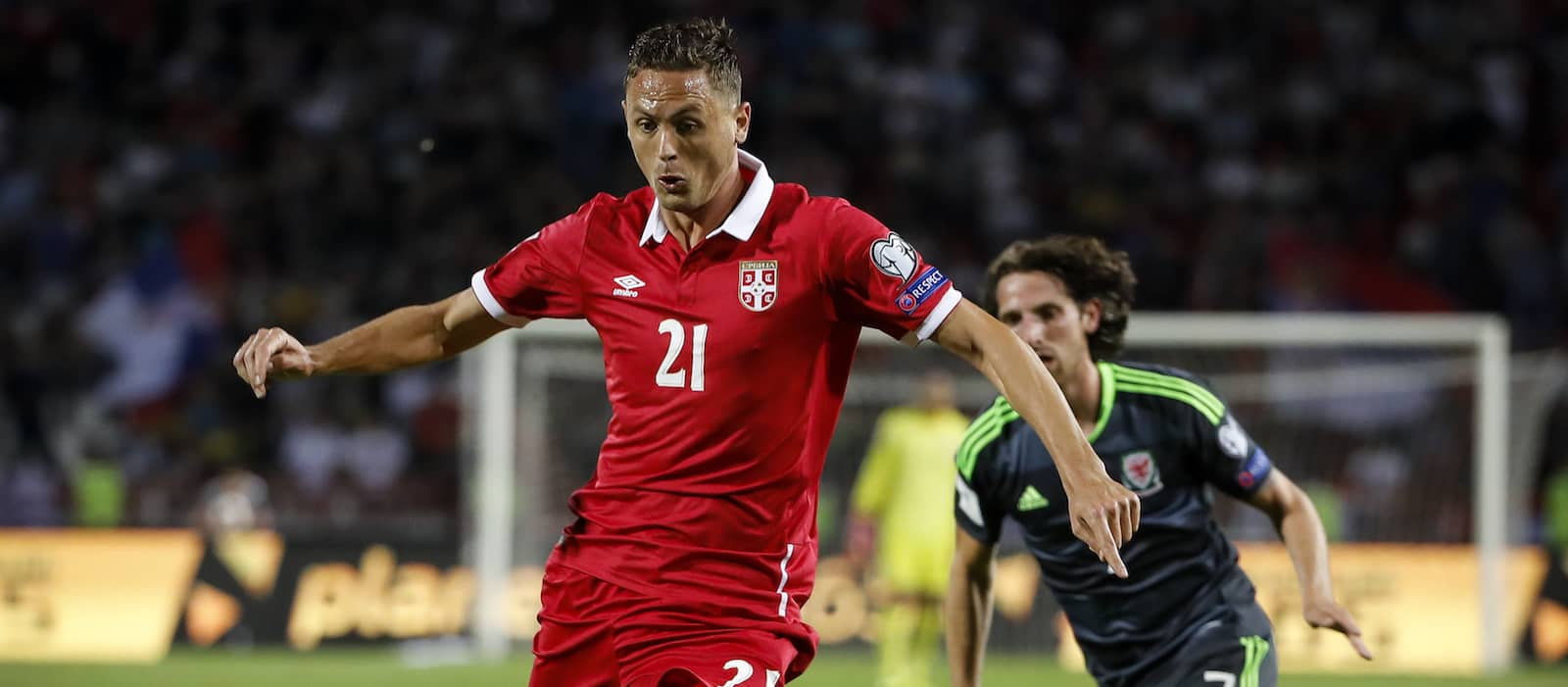 Guardian: Manchester United set to sign Nemanja Matic for £40m