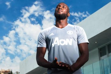 Video: Romelu Lukaku's first training session as a Man United player