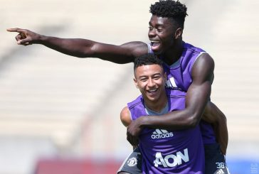 Aston Villa chairman Dr Tony Xia confirms Axel Tuanzebe has joined on loan
