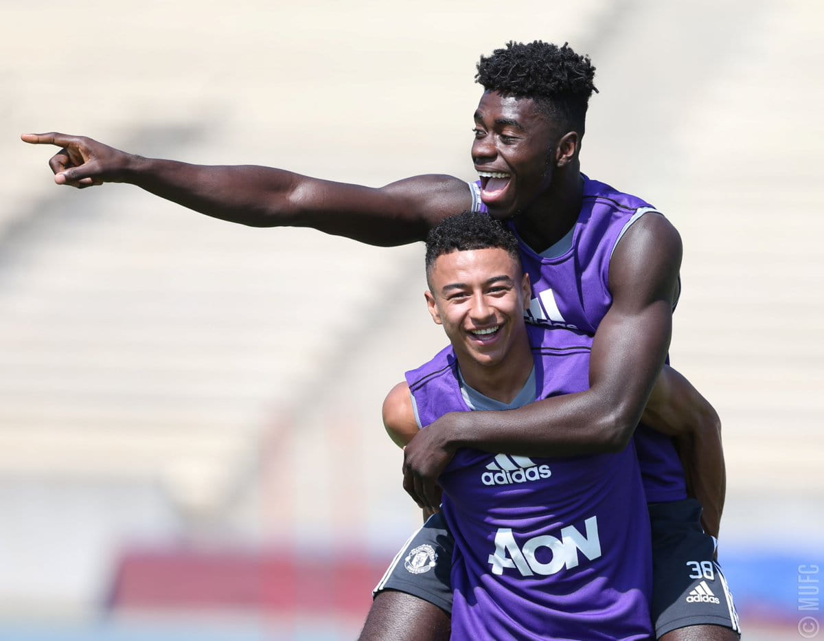 Manchester United vs LA Galaxy: Potential XI with Axel Tuanzebe and Scott McTominay in midfield