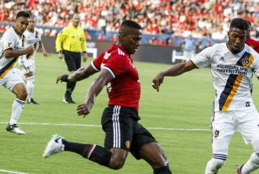 Jose Mourinho explains why Antonio Valencia was sent off against Real Salt Lake City