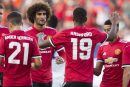 Manchester United could let Marouane Fellaini leave for free next summer – report