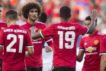 Photo gallery: Manchester United working hard ahead of Real Salt Lake clash