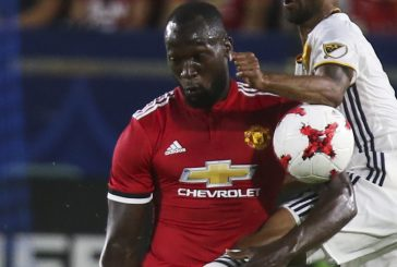 Manchester United fans react to Romelu Lukaku's debut against LA Galaxy