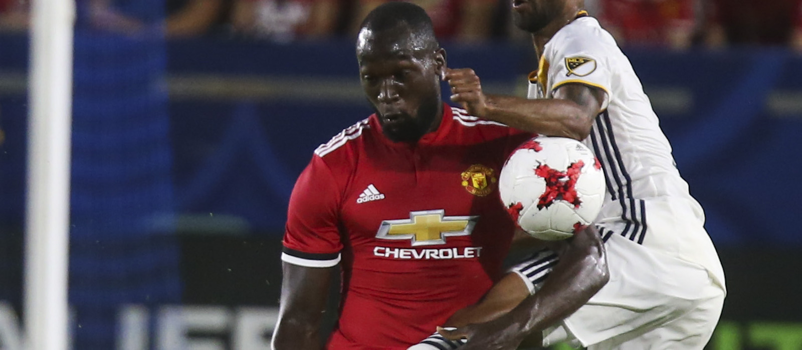 Michael Carrick tells Romelu Lukaku what to expect at Manchester United next season