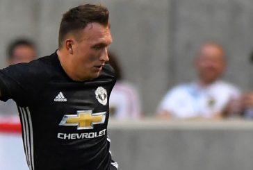 Manchester United fans react to Phil Jones' performance vs Real Salt Lake