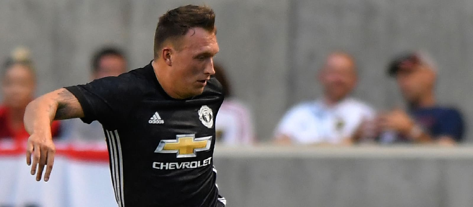 Phil Jones set to recover from injury in time for Liverpool clash