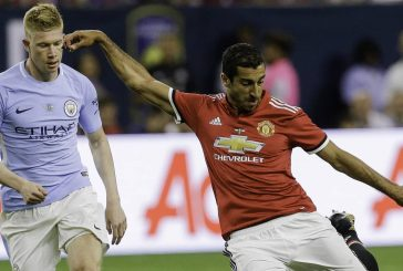 Manchester United fans pleased with Henrikh Mkhitaryan's performance against Sampdoria