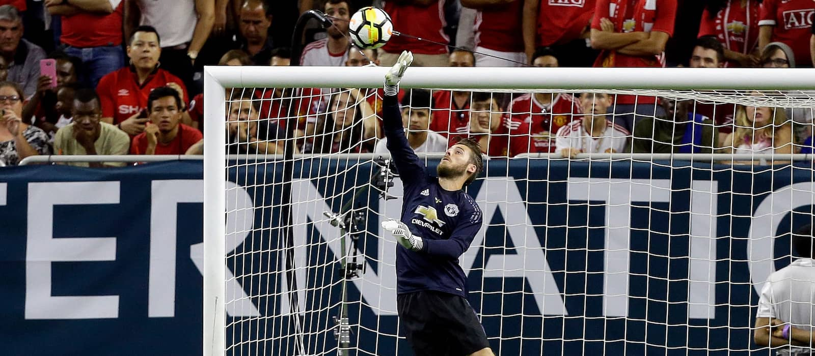 From France: Paris Saint Germain ready to launch bid for David de Gea