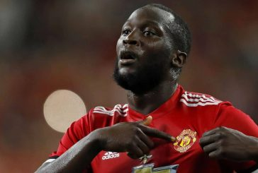 Romelu Lukaku delighted to score for Man United against Man City
