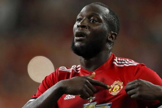 Romelu Lukaku sends message to Manchester United fans after scoring against Manchester City
