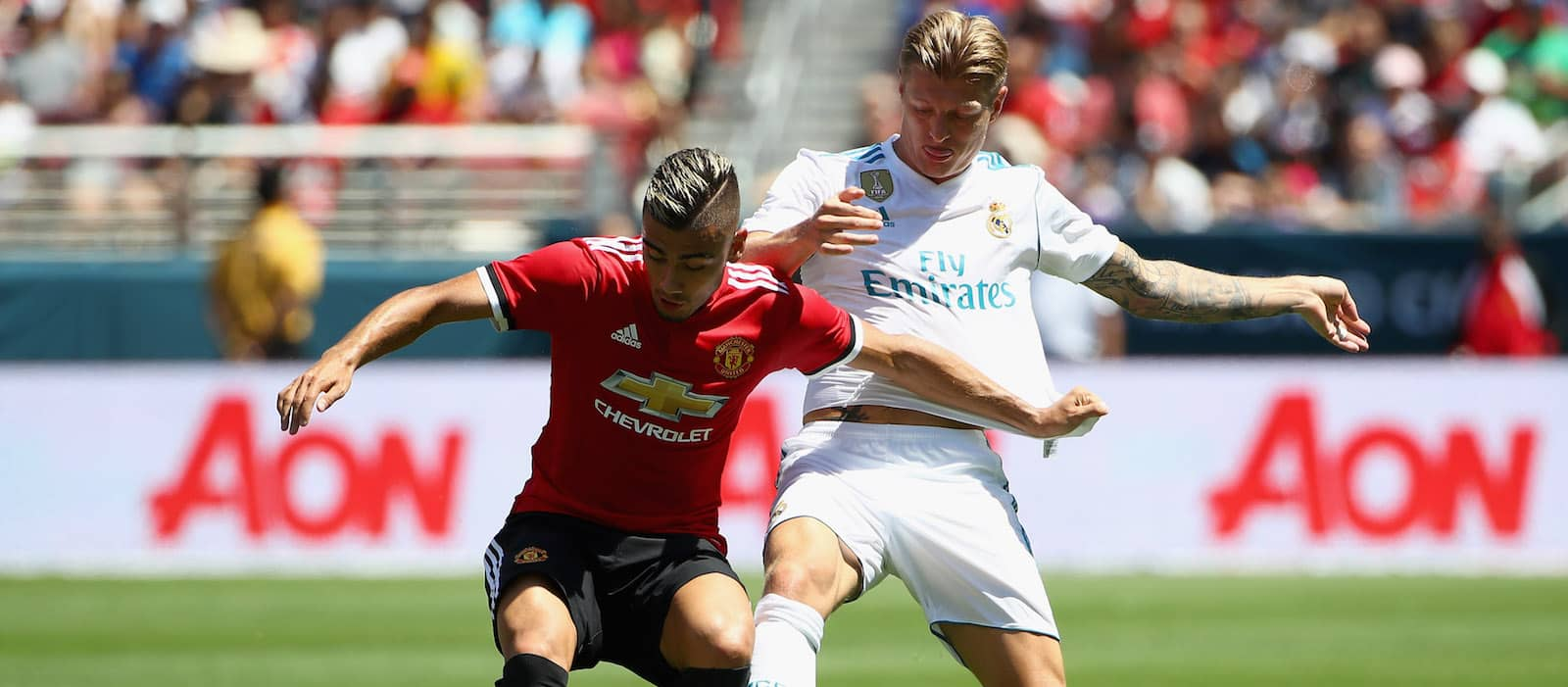 Andreas Pereira can be Manchester United's new No.10 this season