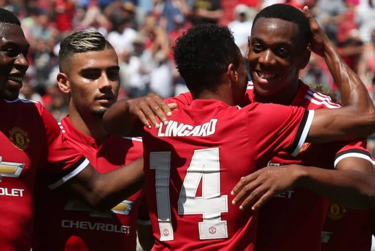 Red Thoughts: Manchester United's 2017 US Tour – A look back at our pre-season