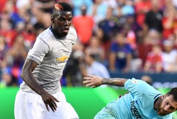 Paul Pogba explains why Manchester United will benefit from Alexandre Lacazette's injury